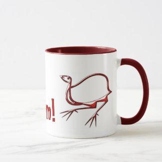 No problem mug