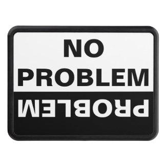 NO PROBLEM TRAILER HITCH COVER