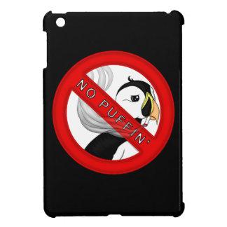 No Puffin iPad Mini Cover