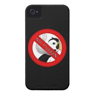 No Puffin iPhone 4 Case