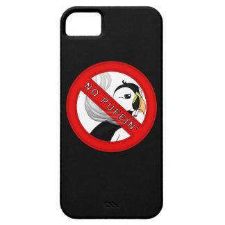 No Puffin iPhone 5 Case