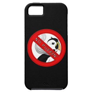 No Puffin iPhone 5 Cover