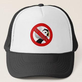 No Puffin Trucker Hat