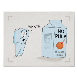 """No Pulp"" poster"