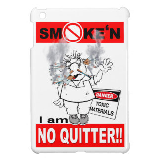 NO QUITTER_1 COVER FOR THE iPad MINI
