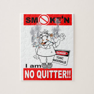 NO QUITTER_1 JIGSAW PUZZLE