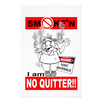 NO QUITTER_1 STATIONERY