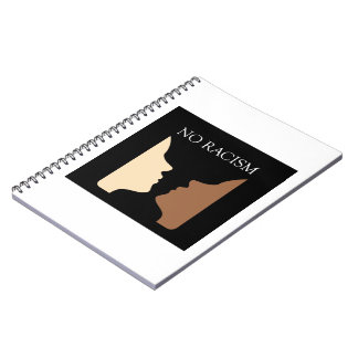 No racism with rubins vase note books