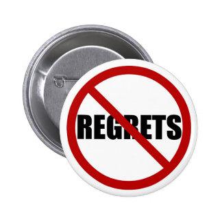 No Regrets Icon Button