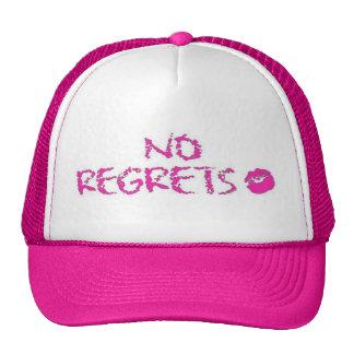 No Regrets in Lipstick Trucker Hat