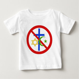 No Religion Baby T-Shirt