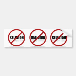 Anti Religion Bumper Stickers Car Stickers Amp Car Decals