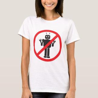 No Robots Apparel T-Shirt