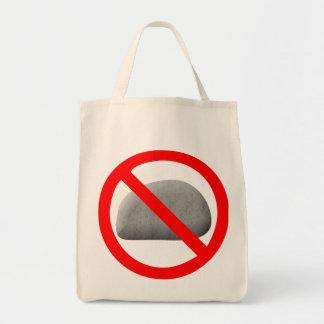 No Rocks Trick-or-Treat Bag