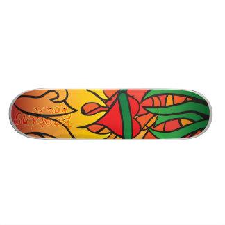 No Salvation Custom Skateboard