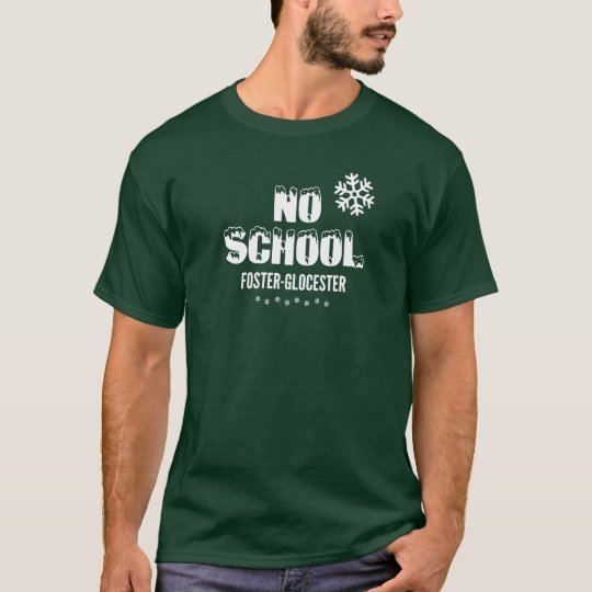 No School Foster-Glocester Men's T-Shirt (2013)