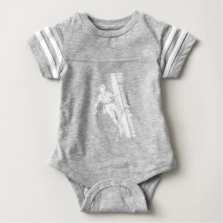 No Second Chances - Lineman Baby Bodysuit