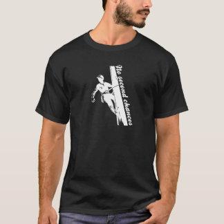No Second Chances - Lineman T-Shirt