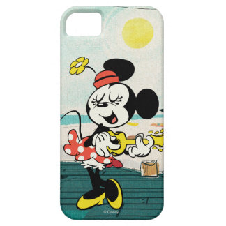 No Service | Minnie with Guitar iPhone 5 Case