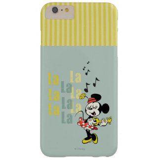 No Service | Singing Minnie Barely There iPhone 6 Plus Case