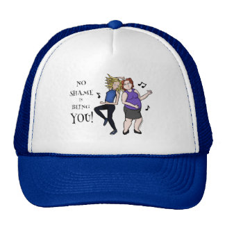 No Shame In Being You! Trucker Hat