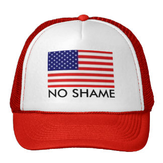 No Shame Trucker Hat 2