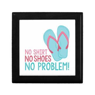 No Shoes Gift Box
