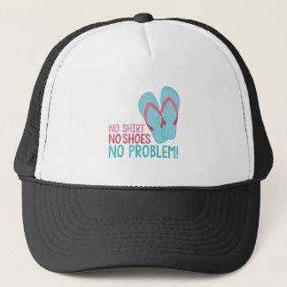 No Shoes Trucker Hat