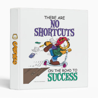 No Shortcuts Binder