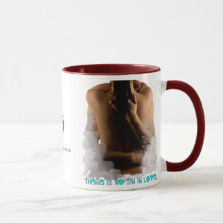 No Sin in Love Mug