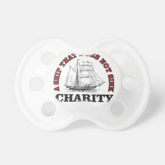 no sink charity pacifier