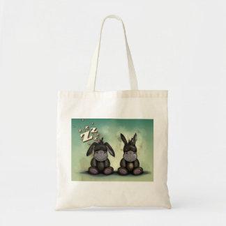 No sleep donkey Bag