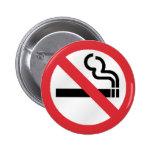 No smokeing pin