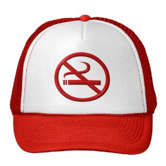 No Smoking / Anti-Smoking Trucker Hat