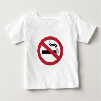 No Smoking Baby T-Shirt