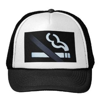 no smoking cap trucker hat