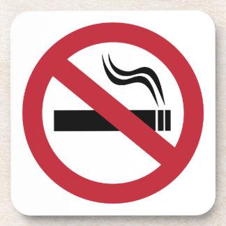 No Smoking Coaster