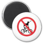 No Smoking Dogs on Bikes