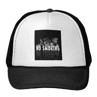 No Smoking Mesh Hat