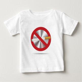 no smoking sign baby T-Shirt