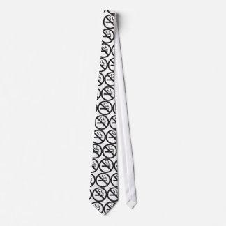 no-smoking tie