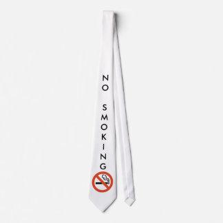 No Smoking Tie