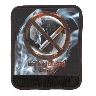 No Smoking Zone Luggage Handle Wrap