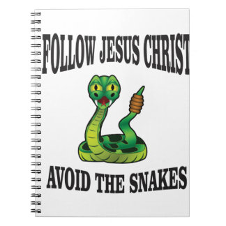 No Snakes with JC Notebooks