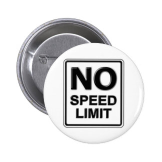 No Speed Limit Button