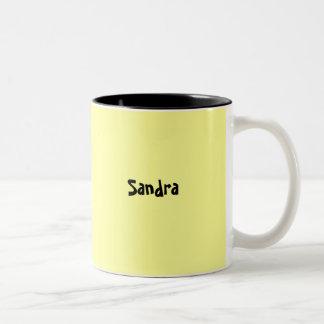 No stain coffee mug! Two-Tone coffee mug