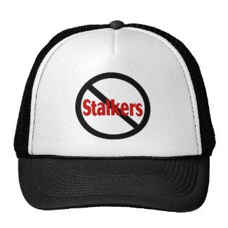 No Stalkers Trucker Hat