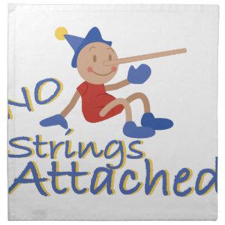 No Strings Napkins