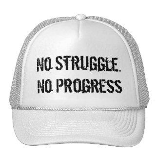 No Struggle. No Progress. Trucker Hat