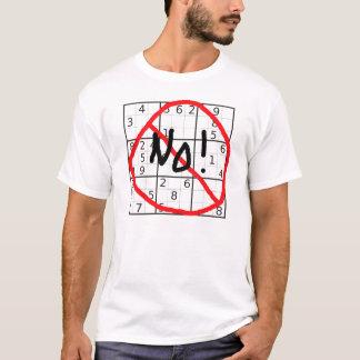 NO SUDOKU T-Shirt